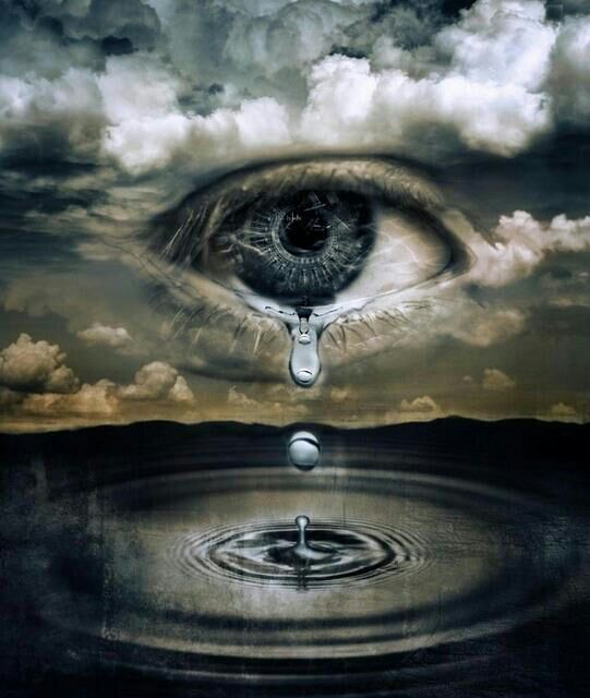 crying of nature