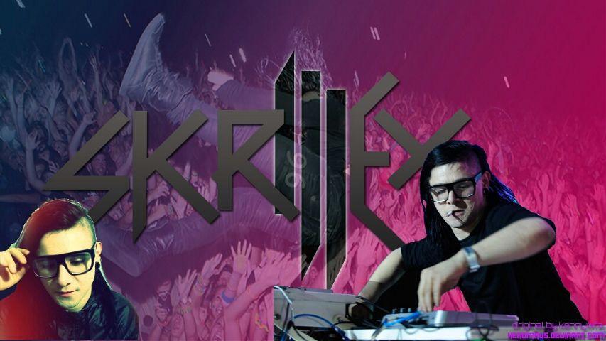 Скачать альбом песни skrillex