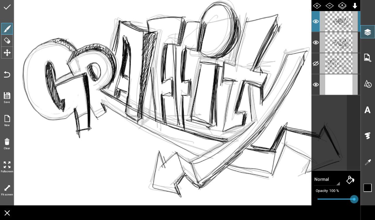 Learn to Draw a Graffiti in 7 Easy Steps - Create ...How To Draw Graffiti Art Step By Step