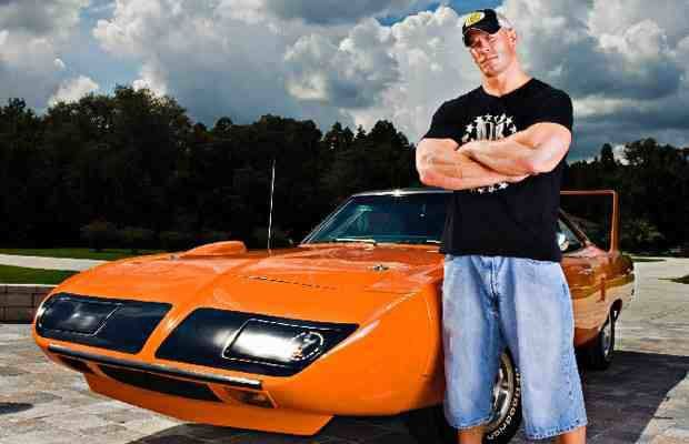 pictures of john cena cars