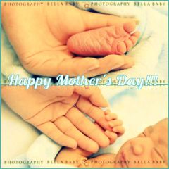 wapmothersdaycard love baby cute photography mom