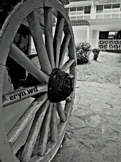 emotions travel black & white retro