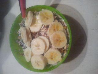 food banana cereal health healthy fruits