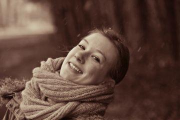 winter wonderland photography people outside emotions