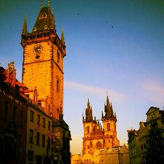 Prague Czech photography