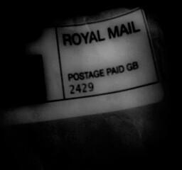 letter mail royal mail documents envelope evil laugh
