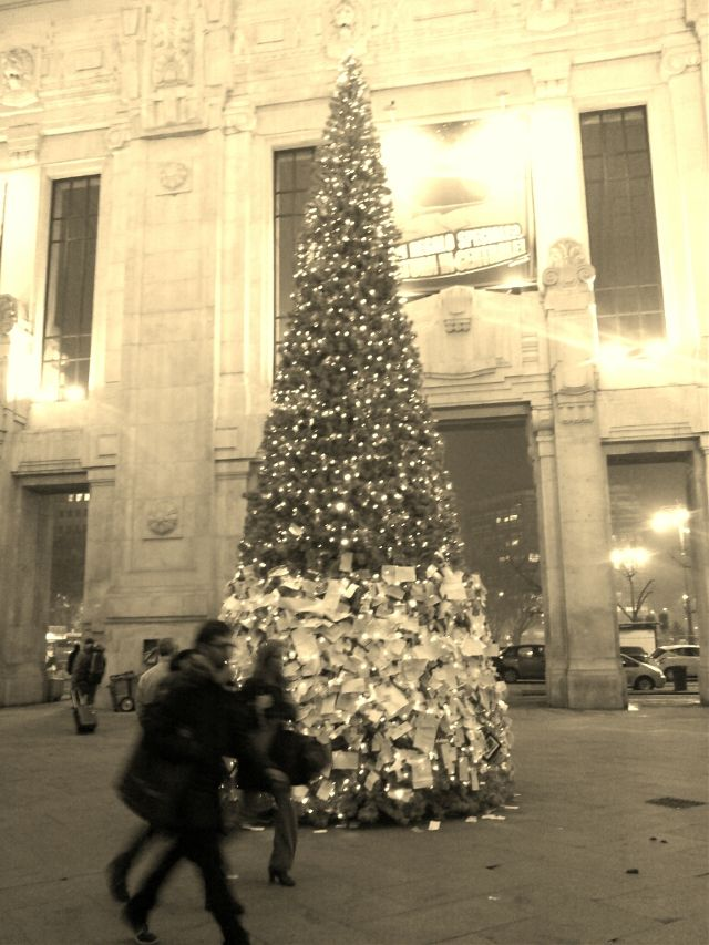 black and white pictures of Christmas