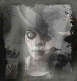 wapghost black & white emotions people photography retro