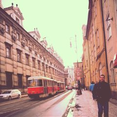 Prague streets photography