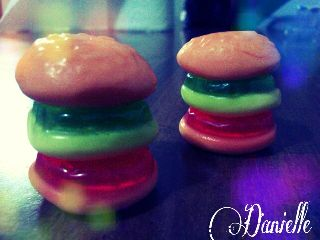 colorful food candy